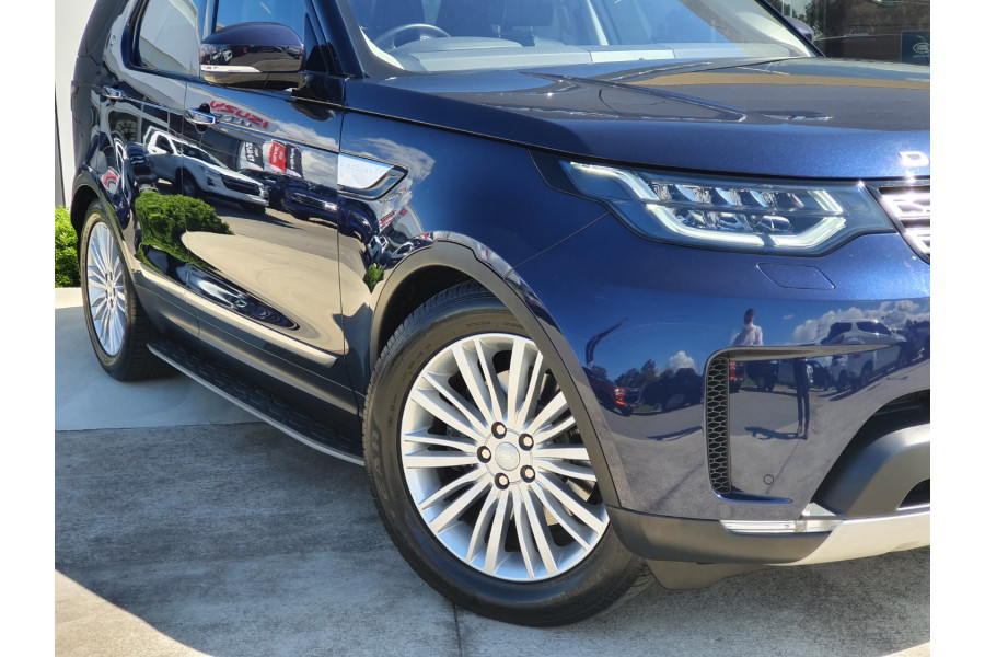 2017 Land Rover Discovery SERIES 5 L462 MY17 TD6 Suv