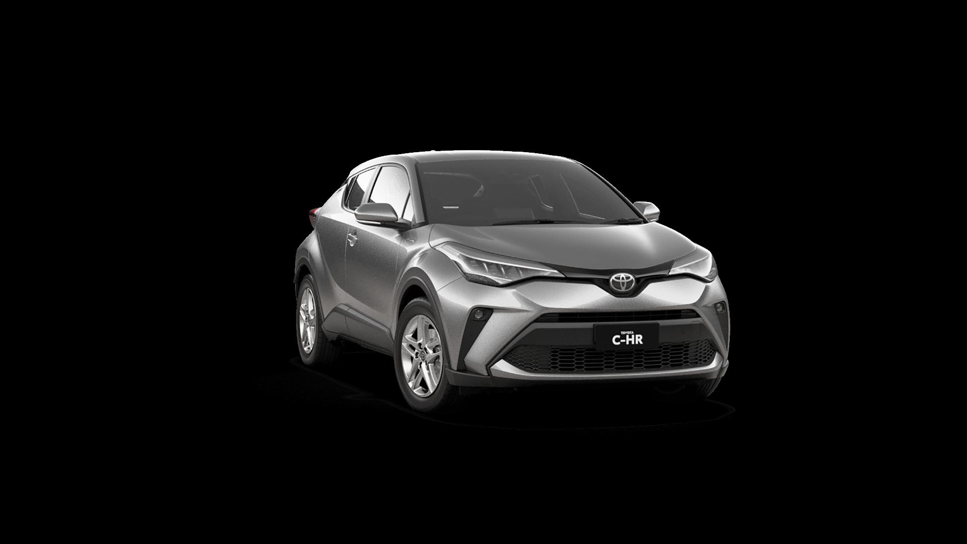 C-HR AWD <span>Petrol | Auto CVT</span>