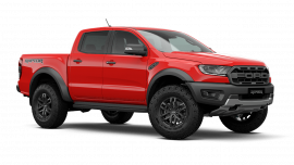 2021 MY21.25 Ford Ranger PX MkIII Raptor Utility image 2
