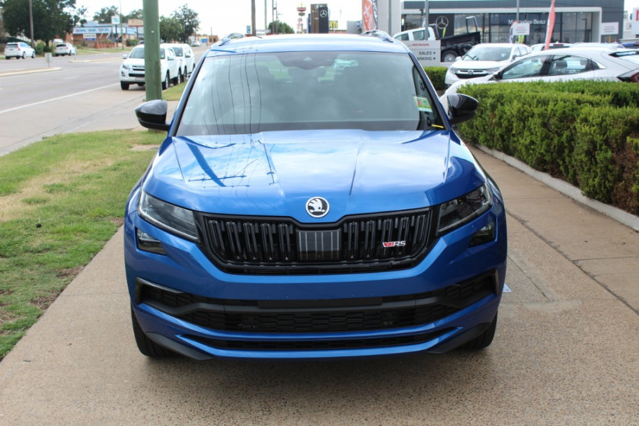 2019 MY20 Skoda Kodiaq NS RS Suv