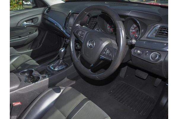 2017 Holden Commodore VF Series II MY17 SV6 Sedan Image 5
