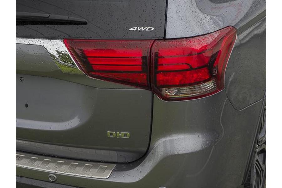 2017 Mitsubishi Outlander ZK MY18 Exceed Suv