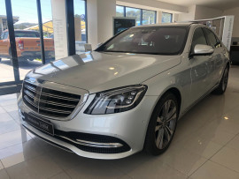 2018 Mercedes-Benz S Class W222 808MY S350 d Sedan