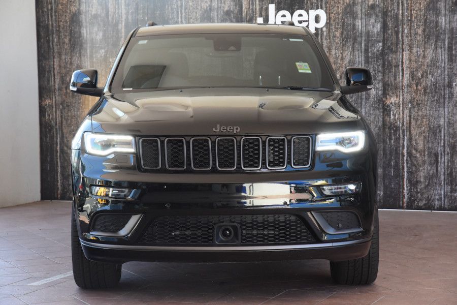 2019 Jeep Grand Cherokee WK S Limited Suv