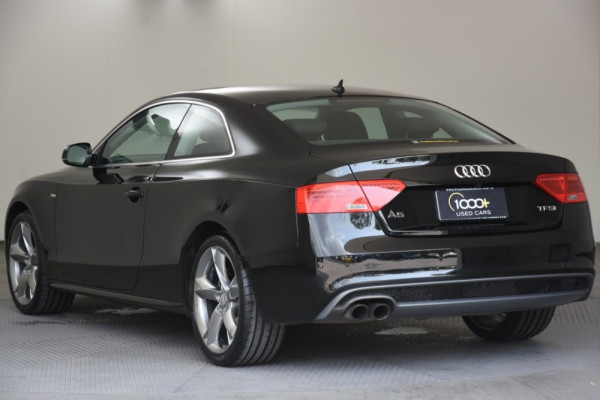 2014 MY15 Audi A5 8T MY15 (N5) (N5) Coupe Image 3