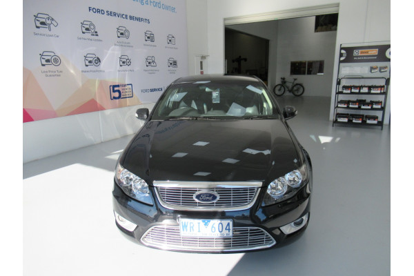 2008 Ford G6 Series FG G6E Sedan Image 3