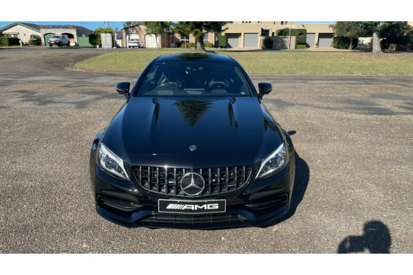 2021 MY01 Mercedes-Benz Mb Cclass C205  C63 AMG C63 AMG - S Coupe Image 2