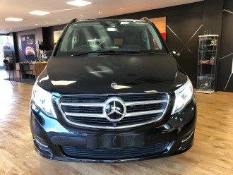 2017 Mercedes-Benz V-class 447 V250 d Avantgarde Wagon Image 5