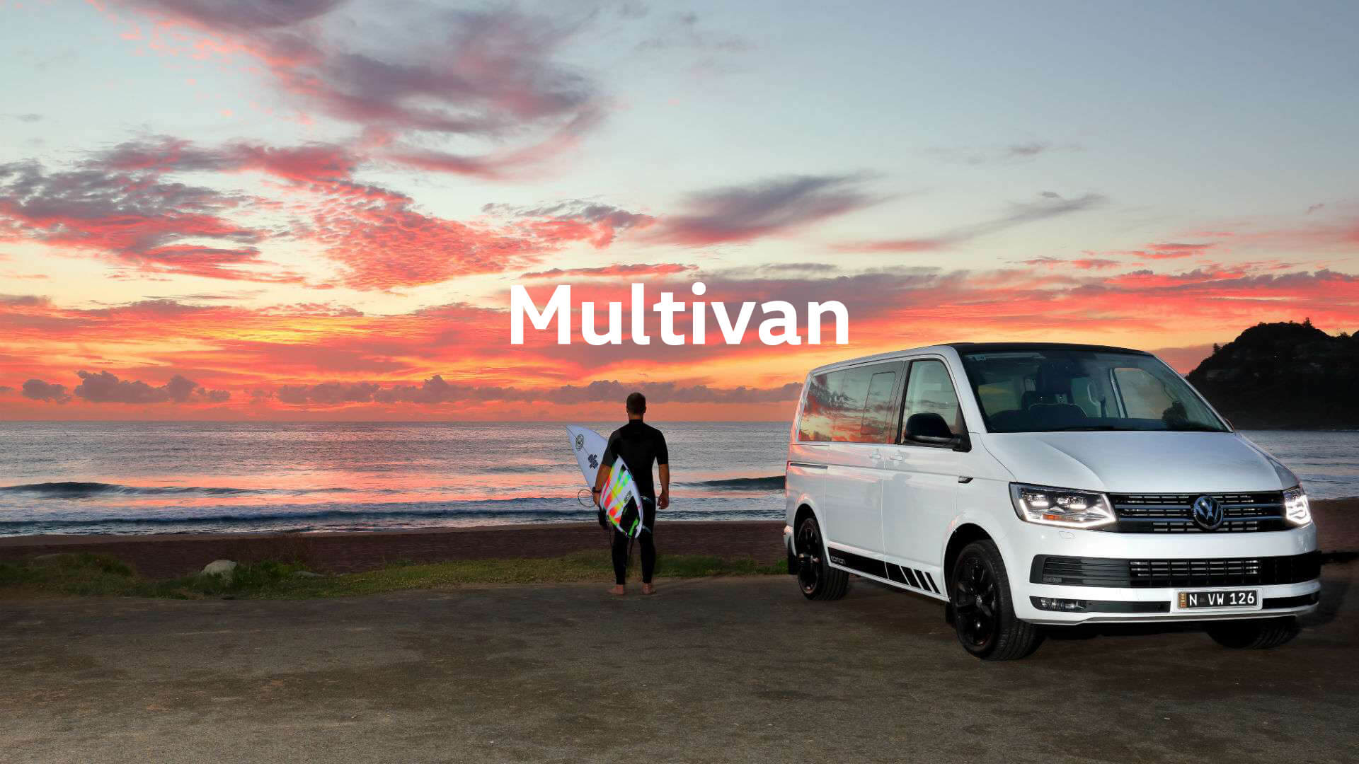 A lot goes into our Multivan. Image