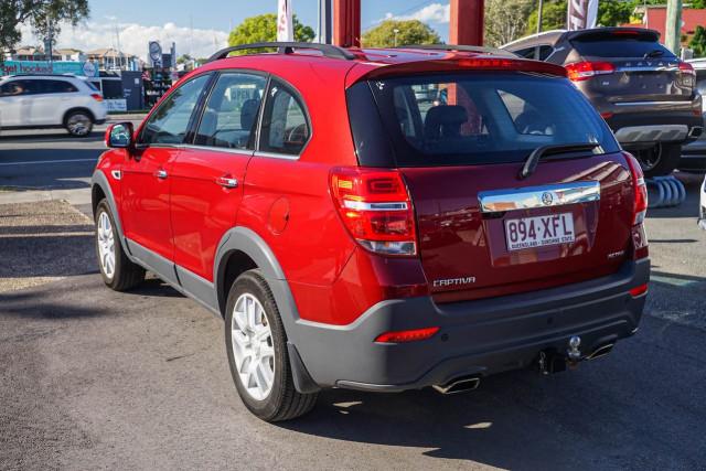 2017 Holden Captiva CG MY17 LS Suv Image 2