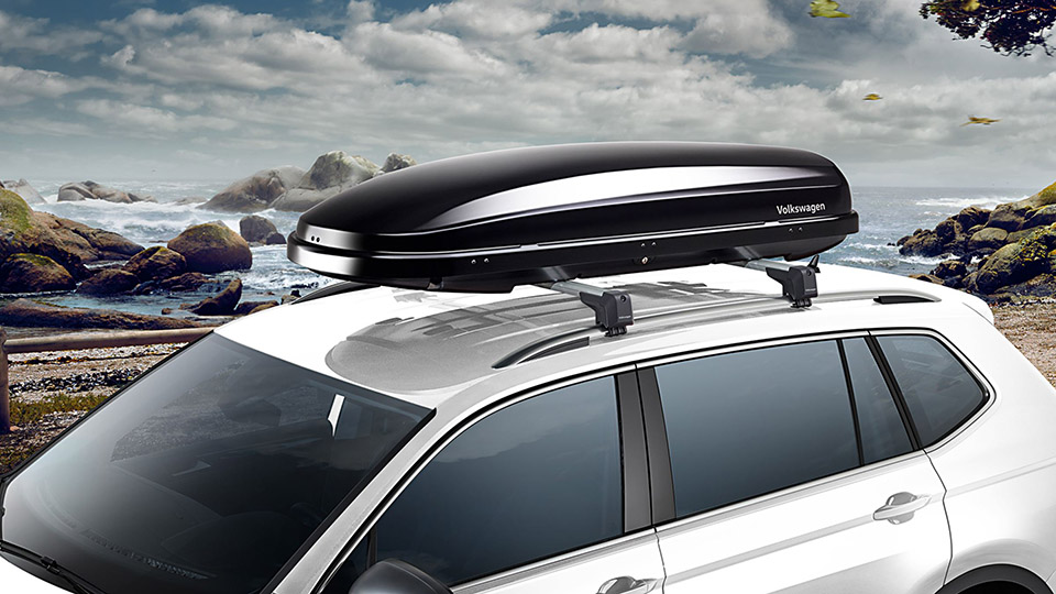 Premium roof box 340 and 460 litres Image