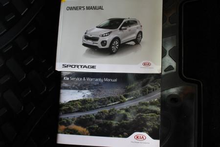 2018 Kia Sportage QL SLi Suv