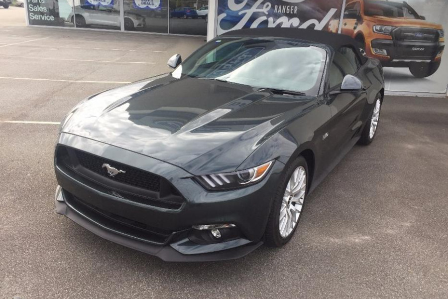 2015 MY16 Ford Mustang FM Convertible Convertible