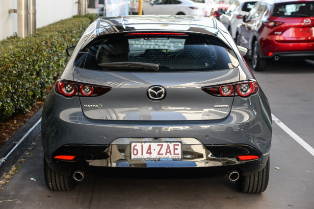 2019 Mazda 3 BP G20 Pure Hatch Hatch Image 4