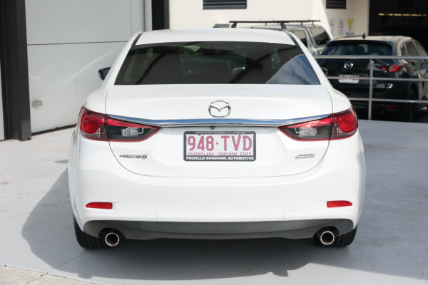 2012 Mazda 6 GJ1031 Sport Sedan