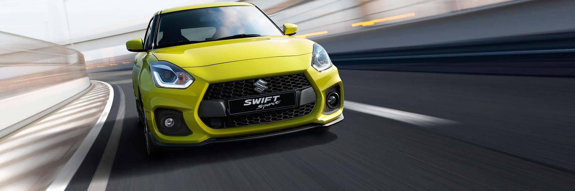 Swift Sport Overview 3
