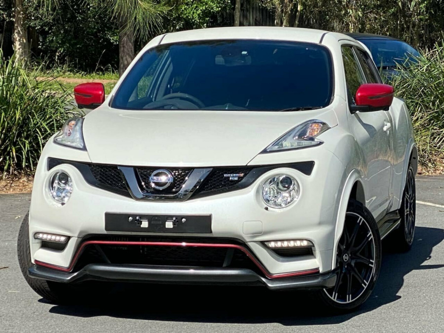 2018 Nissan Juke F15 MY18 Nismo RS (AWD) Suv Image 20