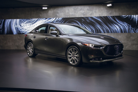 Next-Gen Mazda3 Scores 5-Star ANCAP Rating