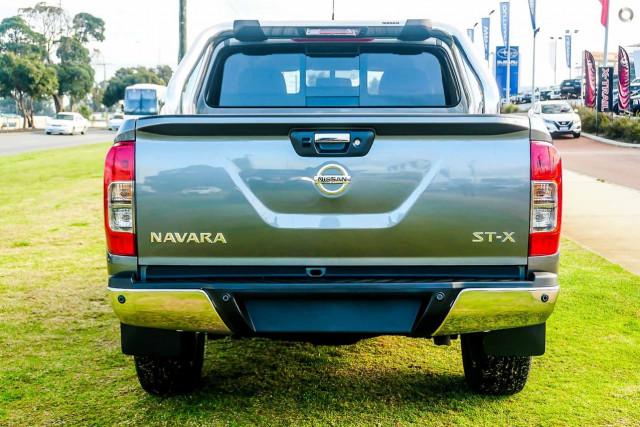 2019 Nissan Navara D23 Series 4 ST-X 4x4 Dual Cab Pickup Utility Image 3