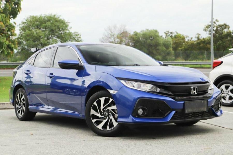2018 Honda Civic 10th Gen MY18 VTi-S Hatchback Image 1