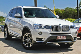 BMW X3 xDrive 20I F25 MY17