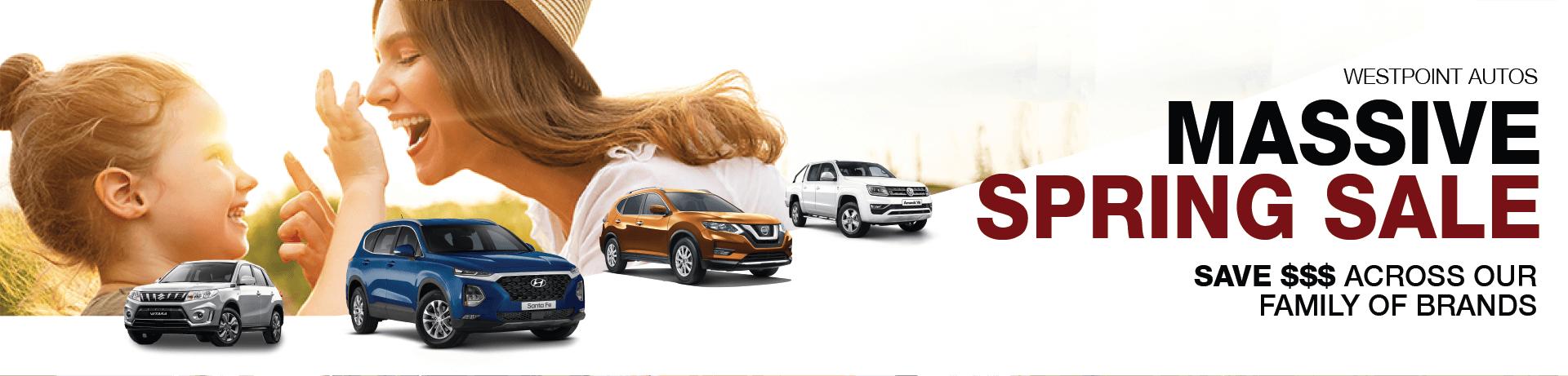 SUV Sales