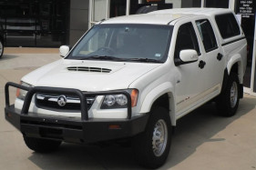 2009 Holden Colorado RC MY09 LX Utility Image 3