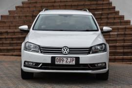 2012 MY12.5 Volkswagen Passat Type 3C MY12.5 125TDI Wagon Image 2
