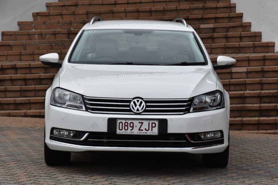 2012 MY12.5 Volkswagen Passat Type 3C MY12.5 125TDI Wagon