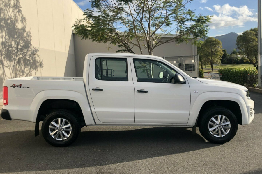 2019 Volkswagen Amarok 2H Core Dual Cab 4x4 Cab chassis