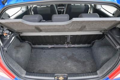 2006 Holden Barina TK Hatchback