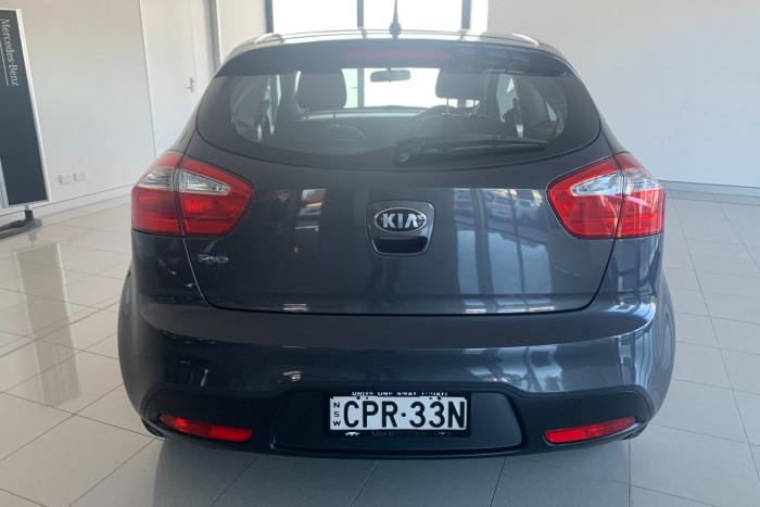 2013 MY14 Kia Rio UB MY14 S Hatchback