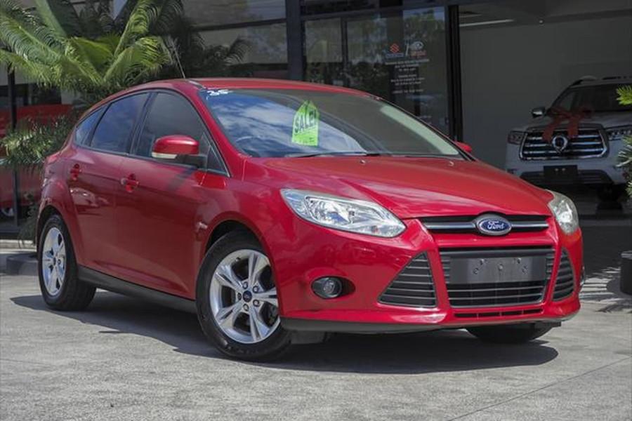 2012 Ford Focus LW Trend Hatchback Image 1