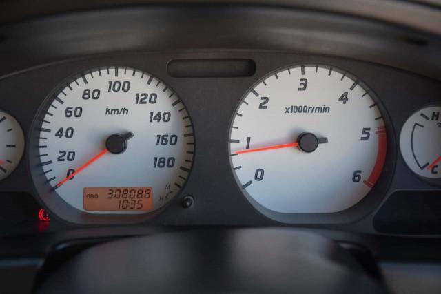 2009 Nissan Navara D22 MY09 ST-R Utility Image 11