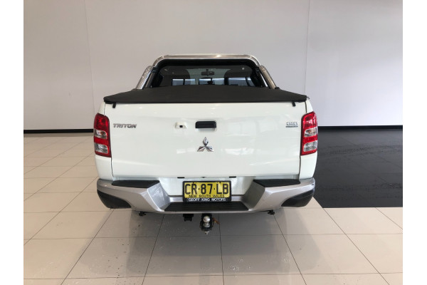 2018 Mitsubishi Triton MQ Turbo GLX Ute Image 5