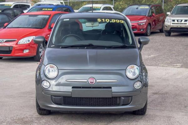 2013 Fiat 500 MY13 POP Hatchback Image 3