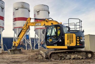 New JCB JZ 140DLC Excavator