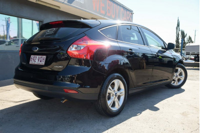 2015 Ford Focus LW MKII MY14 Trend Hatchback Image 4