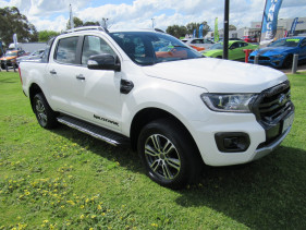 2019 MY20.25 Ford Ranger PX MKIII 2020.25MY WILDTRAK Utility