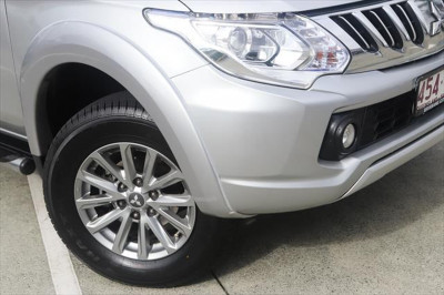 2015 Mitsubishi Triton MQ MY16 GLS Utility Image 2