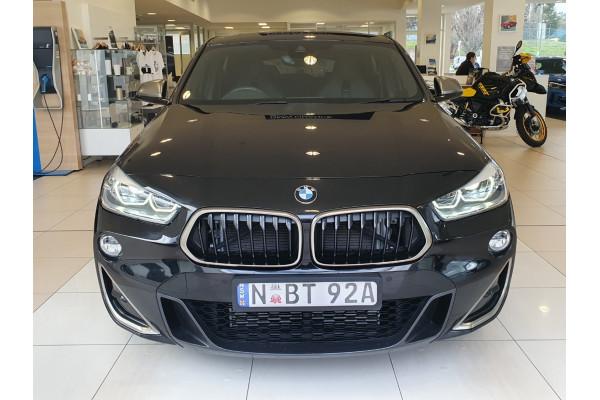 2019 BMW X2 Series F39 M35I Wagon Image 3