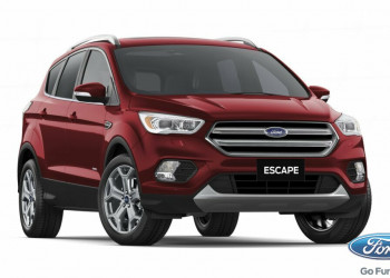 2018 MY18.75 Ford Escape ZG Titanium AWD Wagon