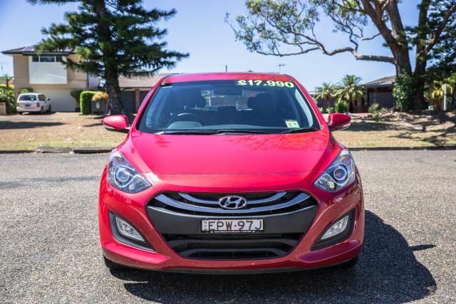 2014 Hyundai I30 Trophy