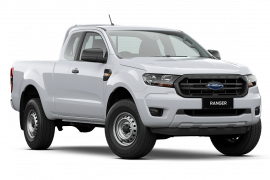 Ford Ranger XL Super Cab PX MkIII
