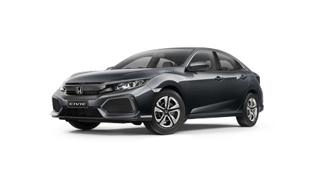 2018 Honda Civic Hatch 10th Gen VTi Hatchback
