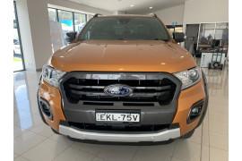 2020 MY21.25 Ford Ranger PX MkIII 2021.2 Wildtrak Utility Image 2