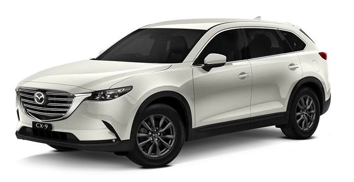 2020 MY0  Mazda CX-9 TC Touring Other