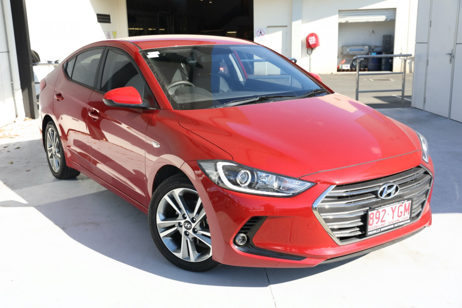 2018 Hyundai Elantra AD Trophy Sedan Image 1