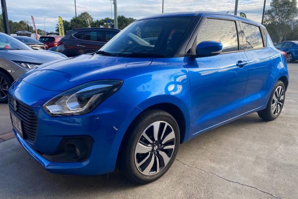 2017 Suzuki Swift AZ GLX Turbo Hatchback