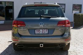2014 Volkswagen Touareg 7P 150TDI Suv Image 5